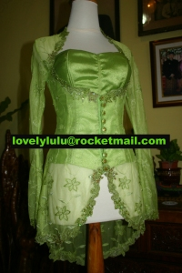 kebaya-cantik-hijau